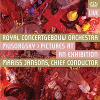 Royal Concertgebouw Orchestra - Mussorgsky: Pictures at an Exhibition (Live)