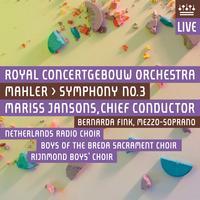 Royal Concertgebouw Orchestra - Mahler: Symphony No. 3 (Live)