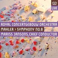 Royal Concertgebouw Orchestra - Mahler: Symphony No. 8,