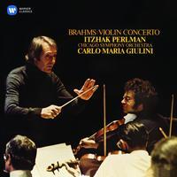 Itzhak Perlman - Brahms: Violin Concerto (HD)