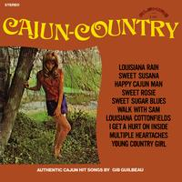 Gib Guilbeau - Cajun Country -  FLAC 96kHz/24bit Download