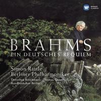 Sir Simon Rattle - Brahms: Ein deutsches Requiem (A German Requiem)