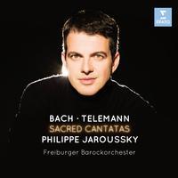 Philippe Jaroussky - Bach & Telemann: Sacred Cantatas