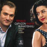 Renaud Capucon - Franck, Grieg, Dvorak - Sonatas for Violin & Piano