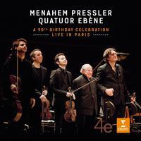Quatuor Ebene - Menahem Pressler - A 90th Birthday Celebration - Live in Paris