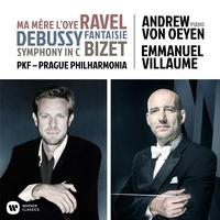 Prague Philharmonia - Ravel, Debussy & Bizet: Orchestral Works