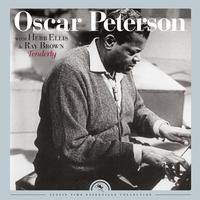 Oscar Peterson - Tenderly (with Herb Ellis & Ray Brown)