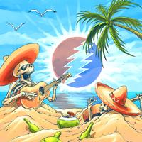 Dead & Company - Playing In The Sand, Riviera Maya, MX 2/18/18 (Live)