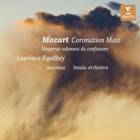 Laurence Equilbey - Mozart: 'Coronation' Mass & Vespers