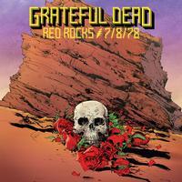 The Grateful Dead - Red Rocks Amphitheatre, Morrison, CO 7/8/78 (Live)