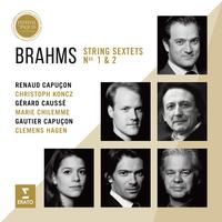 Renaud Capucon - Brahms: String Sextets (Live from Aix Easter Festival 2016)