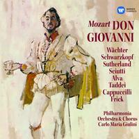 Carlo Maria Giulini - Mozart: Don Giovanni