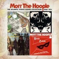 Mott The Hoople - The Atlantic Studio Album Collection: 1969-1971