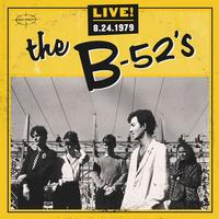 The B-52's - Live! 8-24-1979