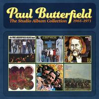 Paul Butterfield Blues Band - The Studio Album Collection - 1965-1971