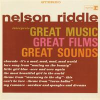 Nelson Riddle and His Orchestra - Interprets Great Music, Great Films, Great Sounds