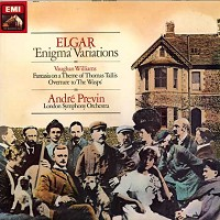 Previn, London Symphony Orchestra-Elgar: Enigma Variations etc.
