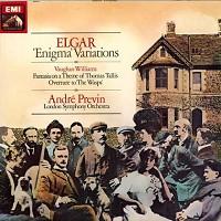 Previn, London Symphony Orchestra - Elgar: Enigma Variations etc.