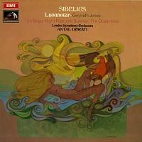 Antal Dorati/London Symphony Orchestra - Sibelius: Luonnotar Etc.