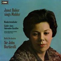 Baker, Barbirolli, Halle Orchestra - Mahler: Song Cycles