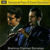 de Peyer, Barenboim - Brahms Clarinet Sonatas