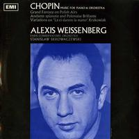 Weissenberg, Paris Conservatoire Orchestra - Chopin: Music for Piano and Orchestra