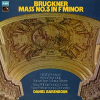 Barenboim,  New Philharmonia Orchestra - Bruckner: Mass No. 3 in F minor