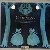 Zuraitis, Bolshoi Theatre Orchestra - Glazounov and Keller: Chopiniana