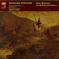 Tortelier, Kempe, Staatskapelle Dresden - Strauss: Don Quixote etc.