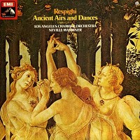 Marriner, L A Chamber Orch. - Respighi: Ancient Airs and Dances