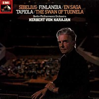 Herbert Von Karajan/The Berlin Philharmonic Orchestra-Sibelius: Finlandia etc.