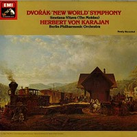 Herbert Von Karajan/The Berlin Philharmonic Orchestra-Dvorak: New World Symphony etc.