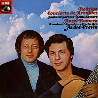 Romero, Previn, London Symphony Orchestra - Rodrigo: Concierto de Aranjuez etc.
