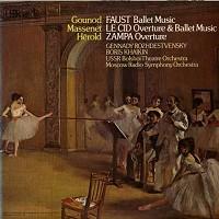 Rozhdestvensky, Moscow Radio Symphony Orchestra - Gounod: Faust etc.