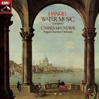Mackerras, Prague Chamber Orchestra - Handel; Water Music