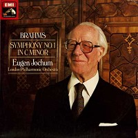 Jochum, London Philharmonic Orchestra - Brahms: Symphony No. 1 in C minor