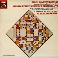 Marriner, Academy of St. Martin-in-the-Fields - Bloch: Concerto Grosso etc.