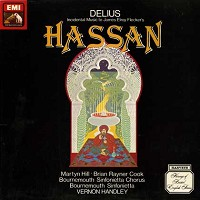 Handley, Bournemouth Sinfonietta - Delius: Hassan Incidental Music