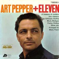 Art Pepper - Plus Eleven