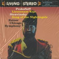 Reiner, Chicago Symphony Orchestra - Prokofiev: Lt. Kije etc