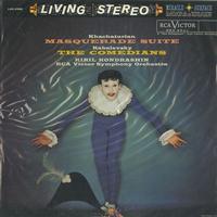 Kondrashin, RCA Victor Symphony Orchestra - Khachaturian: Masquerade Suite etc.