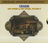 Cream - Live Cream & Live Cream II