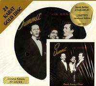 Frank Sinatra, Dean Martin & Sammy Davis, Jr. - The Summit -  Preowned Gold CD