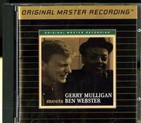 Gerry Mulligan & Ben Webster - Gerry Mulligan Meets Ben Webster