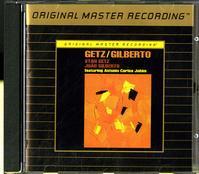 Stan Getz & Joao Gilberto - Getz/ Gilberto -  Preowned Gold CD