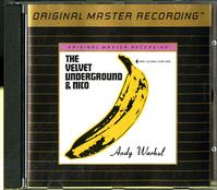 The Velvet Underground & Nico - The Velvet Underground and Nico -  Preowned Gold CD