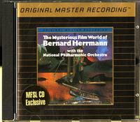 Bernard Herrmann, National Philharmonic Orchestra - The Mysterious Film World Of Bernard Herrmann