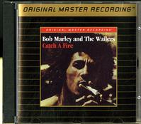 Bob Marley and The Wailers - Catch A Fire -  Preowned Gold CD