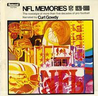Curt Gowdy - NFL Memories 1920-1980