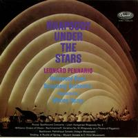 Pennario, Rozsa, Hollywood Bowl Symphony Orchestra - Rhapsody Under The Stars